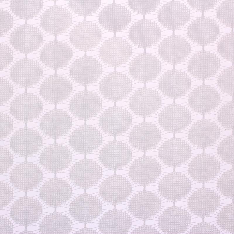 Тюль 1 п/м «Ребекка», 280 см, цвет белый