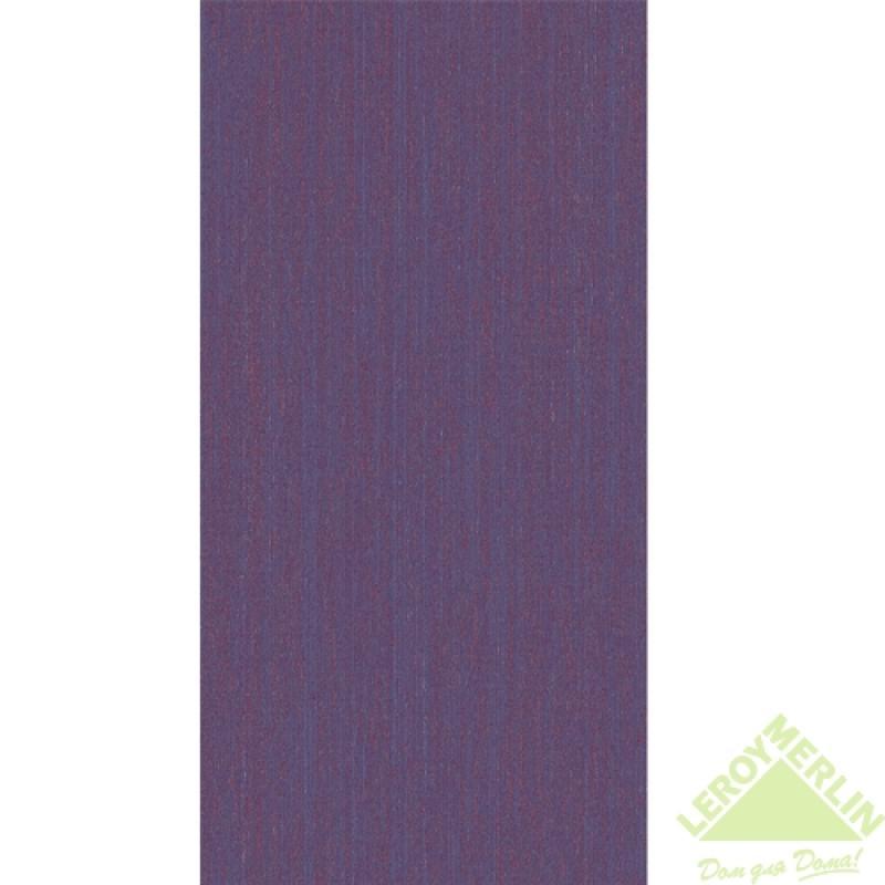 Плитка настенная Адель, цвет темно-фиолетовый, 60х30 см, 1,62 м2