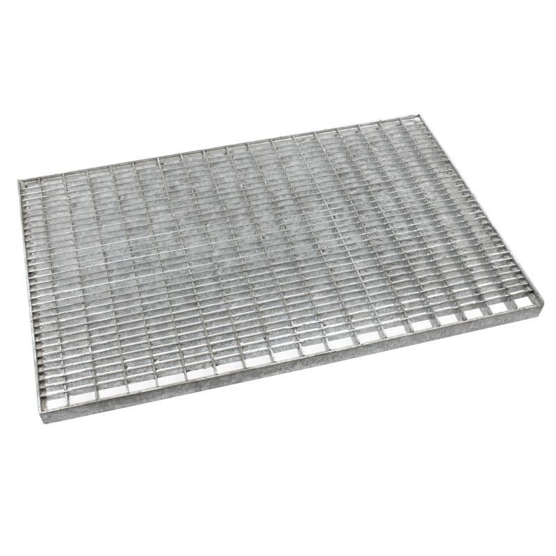 Решётка придверная 590x390 мм сталь