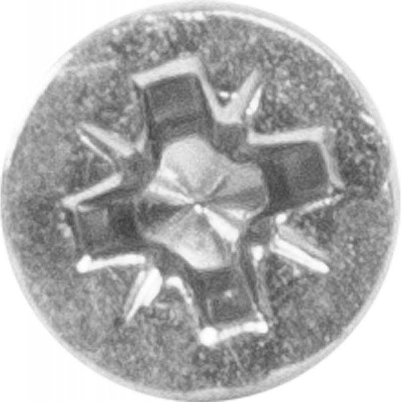 Саморезы универсальные, оцинкованные, 3.5Х16, упаковка 30 шт.