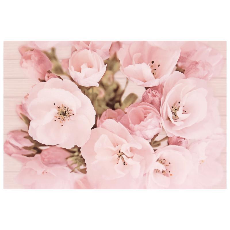 Вставка Sakura «Цветок многоцветный» 30x45 см