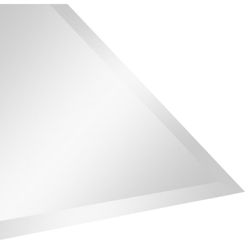 Плитка зеркальная Sensea треугольная 20x20 см 1 шт.