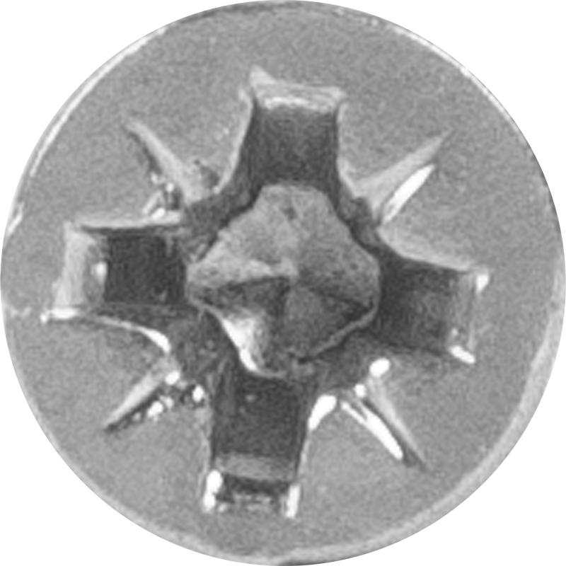 Саморезы универсальные оцинкованные 3,5х25мм (23 шт)