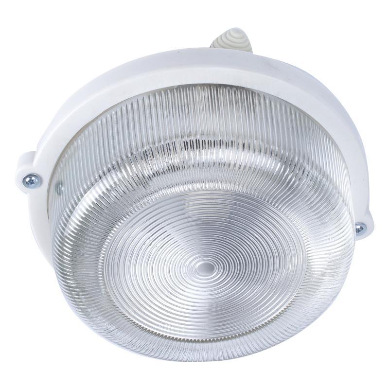 Светильник Линия-3 1xE27х60 Вт, цвет белый, IP54