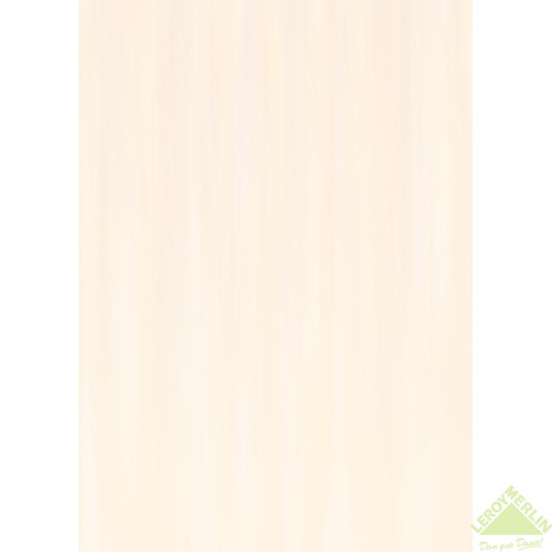 Плитка настенная Aurora, цвет светло-бежевый, 25x35 см, 1,4 м2