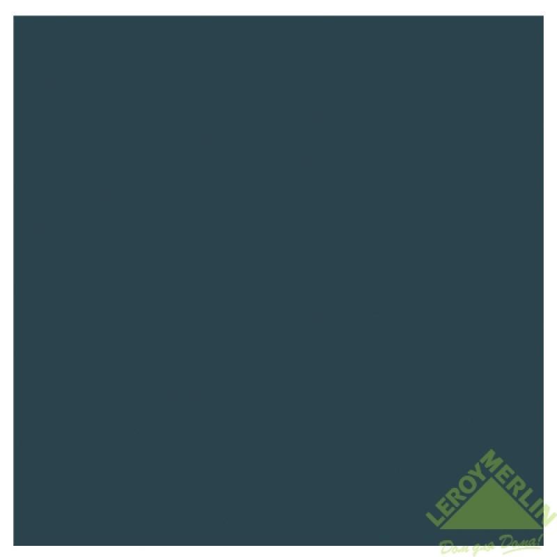 Плитка напольная Берег, цвет темно-синий, 40х40 см, 1,6 м2