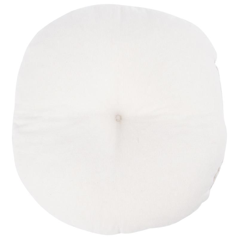 Подушка декоративная 40 см цвет бежевый