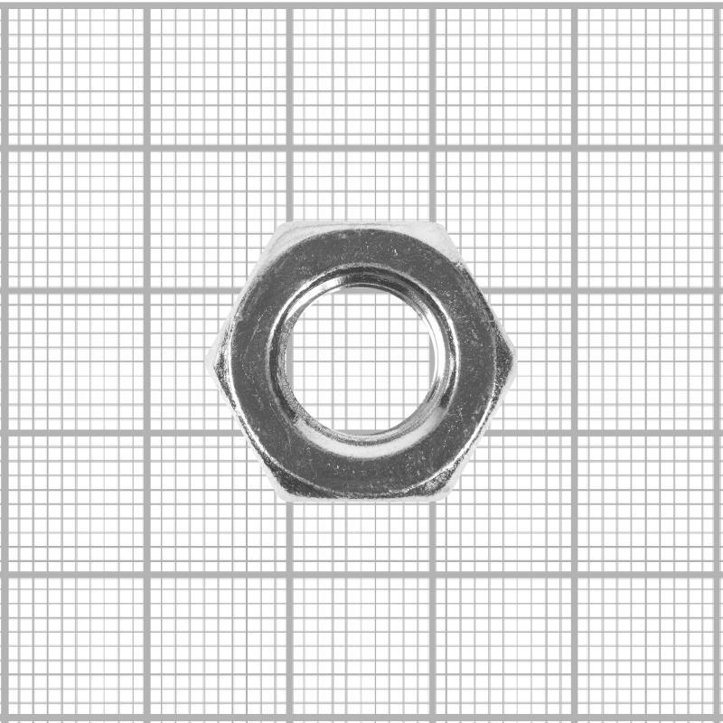 Гайка DIN 934 М10, на вес