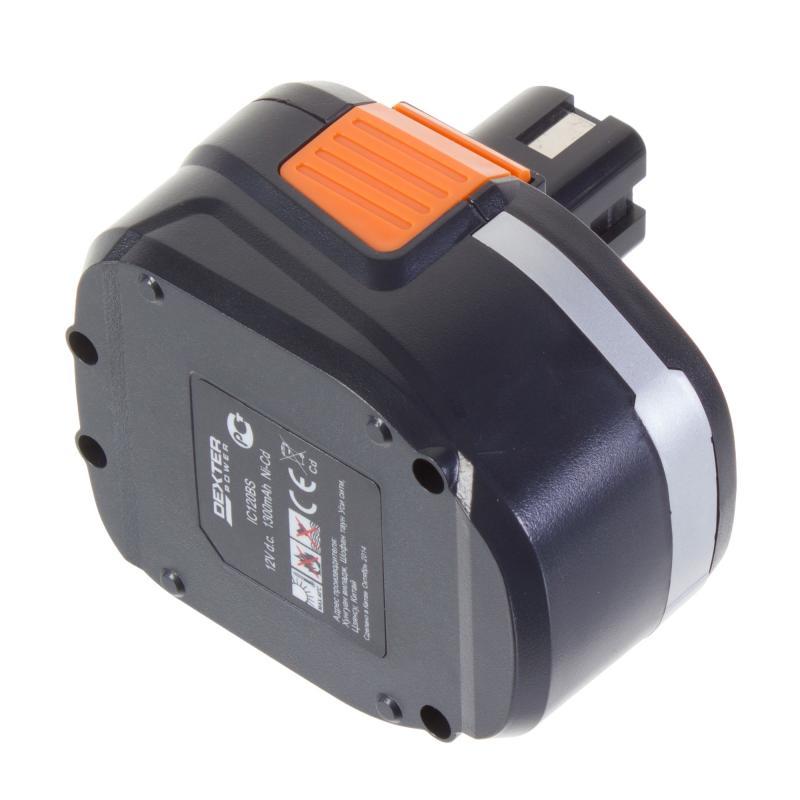 Сымсыз бұрғыға арналған аккумулятор 12В 1,3Ач Ni-CD