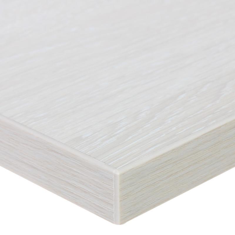 Столешница под раковину Порто, 47х100 см, цвет дуб белёный