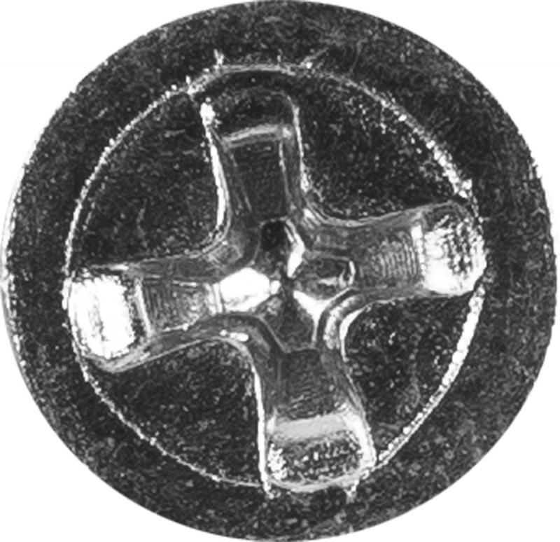 Винт потайной DIN 965 M5х40 мм, на вес
