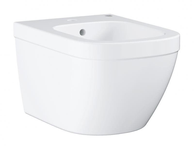 Биде подвесное Euro Ceramic 38х54 см