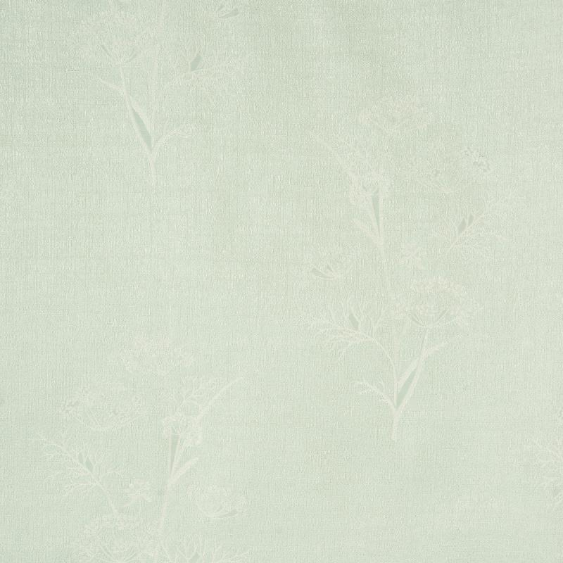 Ткань 1 п/м «Просторы», жаккард, 300 см, цвет серый, зелёный