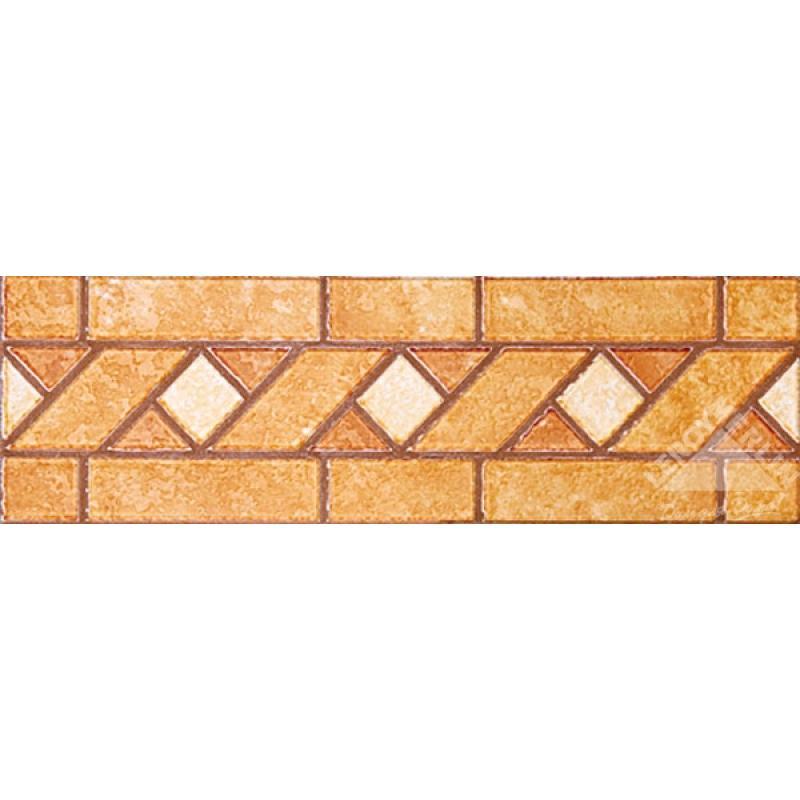 Бордюр Виллидж геометрия 20,1x6,4 см