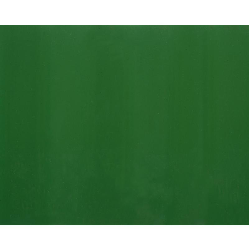 Лента бордюрная декоративная «Гофра» высота 15 см цвет хаки