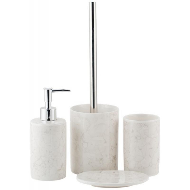 Дозатор для жидкого мыла «Marmo», керамика