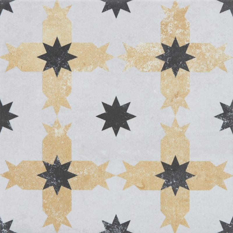 Декор Ethno Микс №2 18.6х18.6 см
