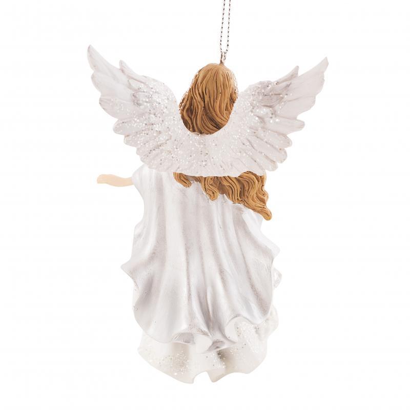 Украшение ёлочное «Рождественский ангел», 14 см