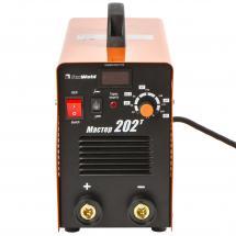 Сварочный аппарат инверторный FoxWeld Мастер 202T, 200 А, до 5 мм