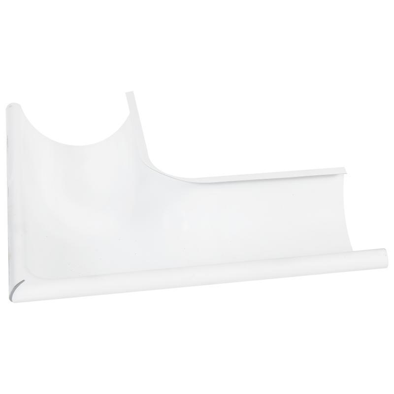 Угол желоба на 90° внешний цвет белый
