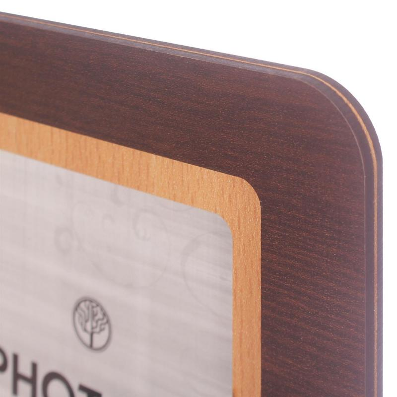 Фотосет «Отпечатки», 4 фото, размер фото 10х15 см, цвет венге