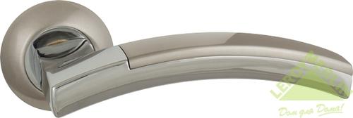 Ручка раздельная Accord RM SN/CP-3, хром матовый
