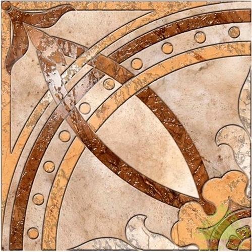 Плитка напольная Цезаре, 45х45 см, 1,42 м2