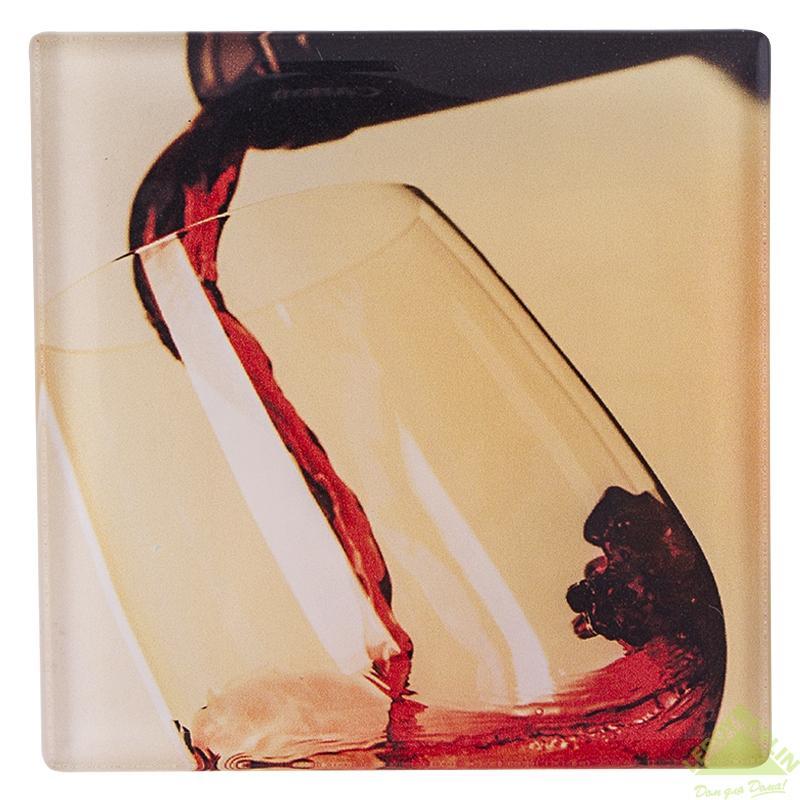 Декор Vineyard 4 glass, 9,8х9,8 см