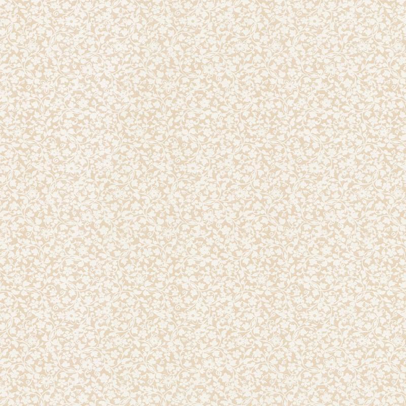 Обои флизелиновые Палитра Сhintz бежевые 1.06 м 3242-21