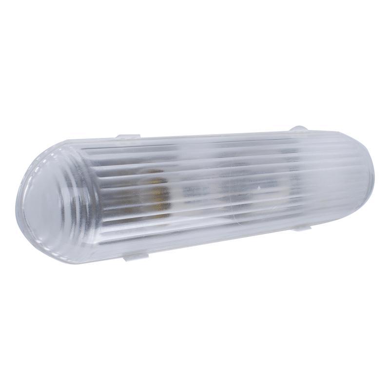 Светильник Теда-2 2xE27х25 Вт, цвет белый, IP54