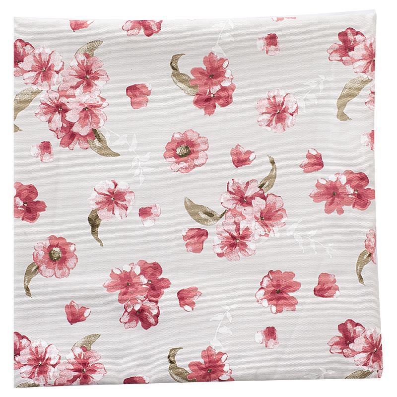 Наволочка Аморе, цветы, декоративная, 40х40 см