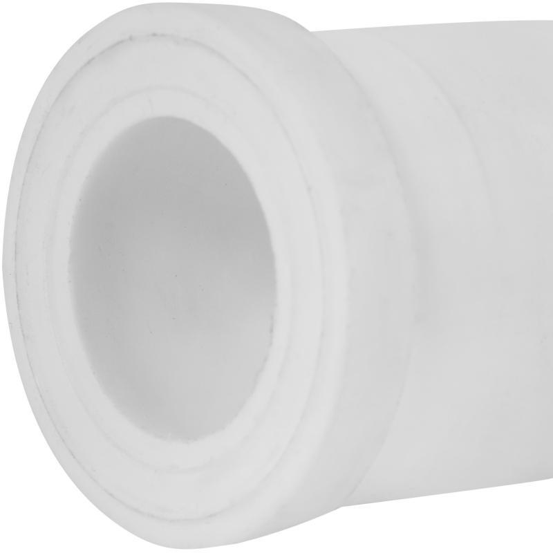 Бурт трубный, 40 мм, полипропилен