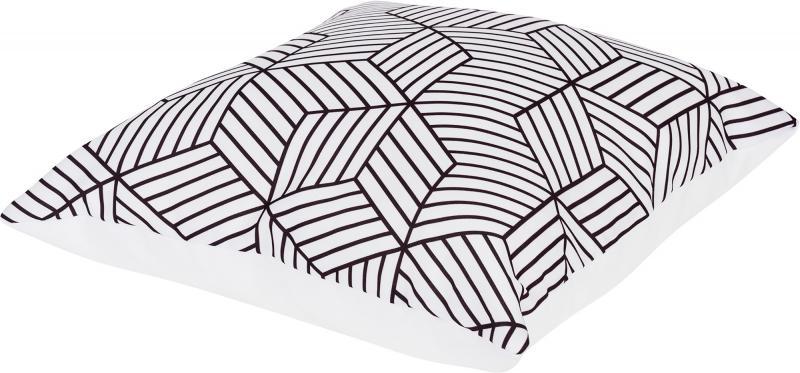 Подушка декоративная «Геометрия: Куб», 40х40 см,