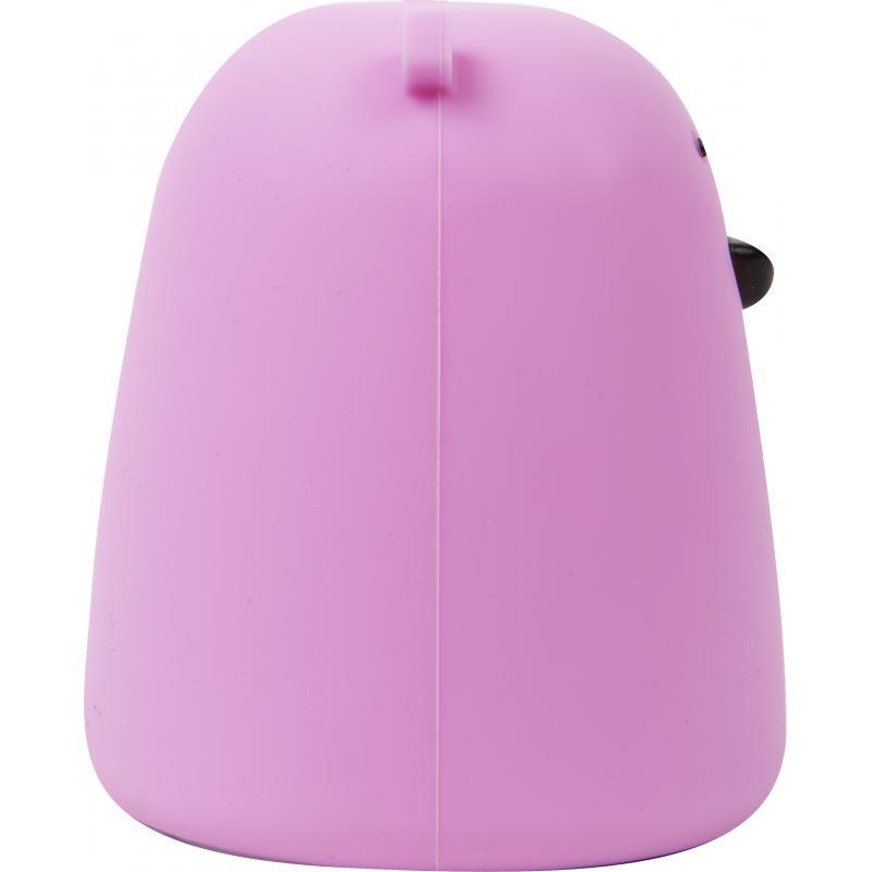 Ночник светодиодный «Мишка», IP44, цвет розовый