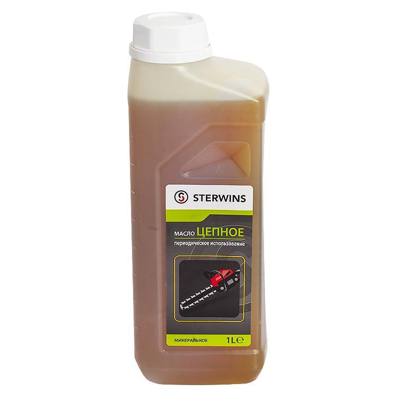 Масло цепное Sterwins для периодических работ, 1 л