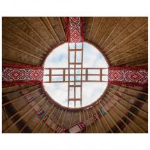 Картина без рамы «Бешбармак» 40х50 см
