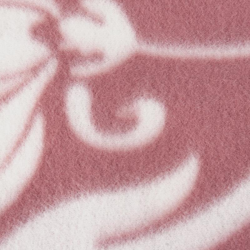 Плед «Prior»130х170 см флис цвет розовый