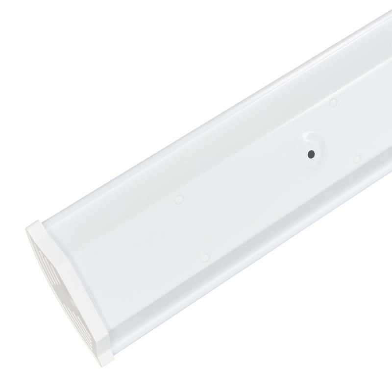 Светильник линейный ДПО16 124 мм 36 Вт, холодный белый свет