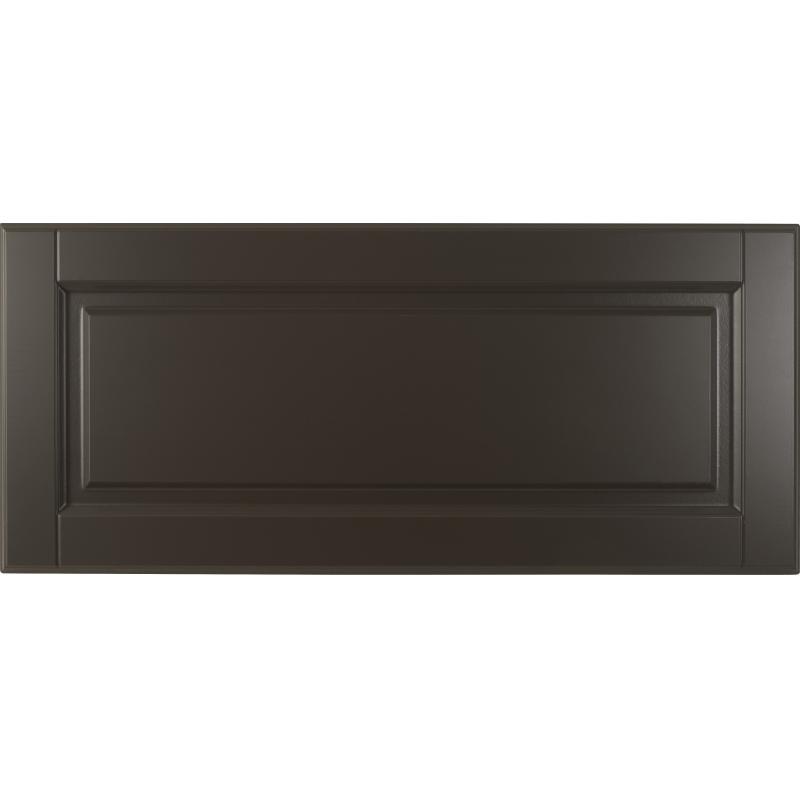 Дверь для шкафа Delinia «Леда серая» 80x35 см, МДФ, цвет серый