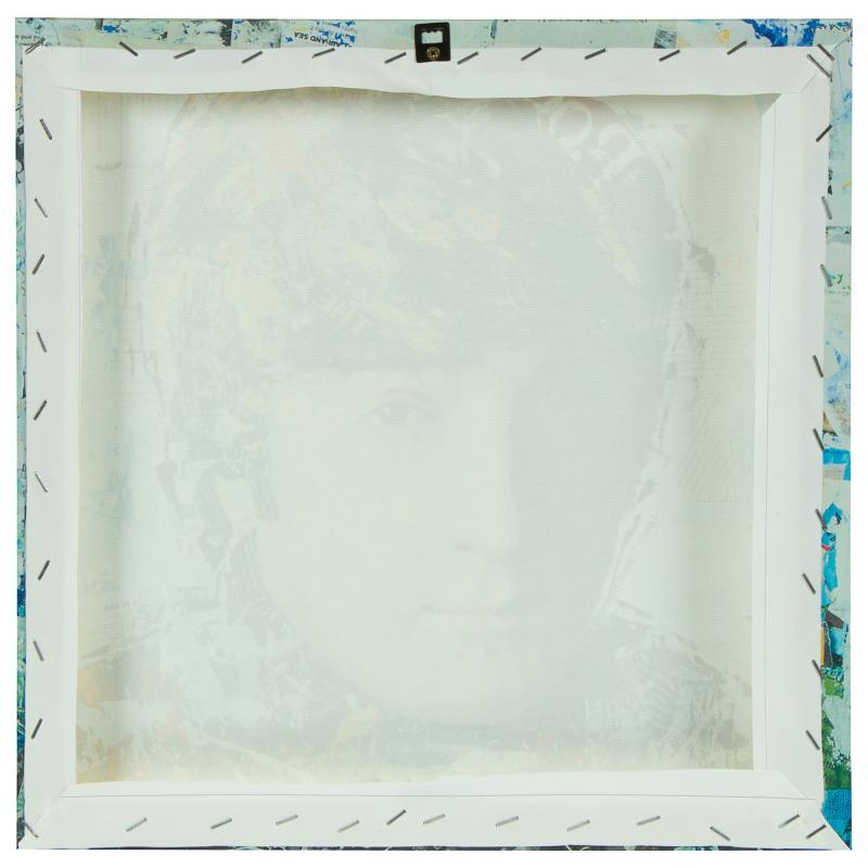 Канвас 40х40 см «Джон Леннон»