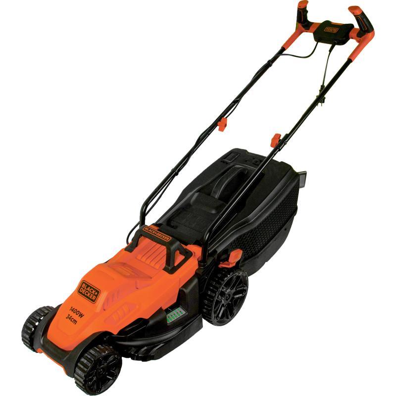 Газонокосилка электрическая Black&Decker BEMW 461BH, 1400 Вт
