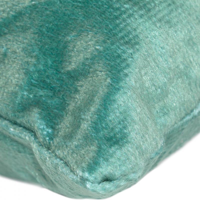 Подушка «Dr. Green», 40х40 см, плюш, цвет зелёный