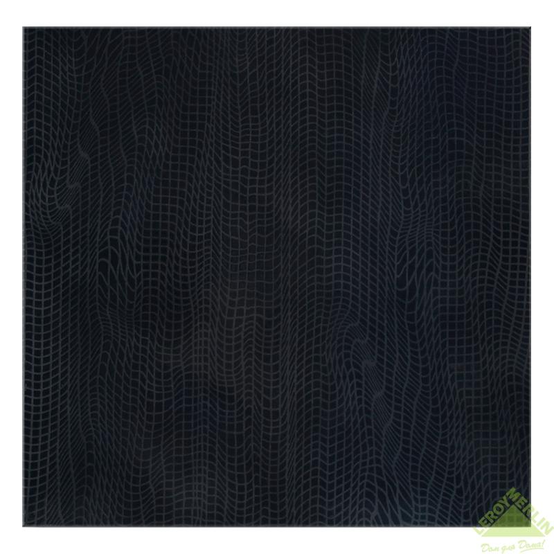 Плитка напольная Агама, цвет черный, 30х30 см, 1,35 м2