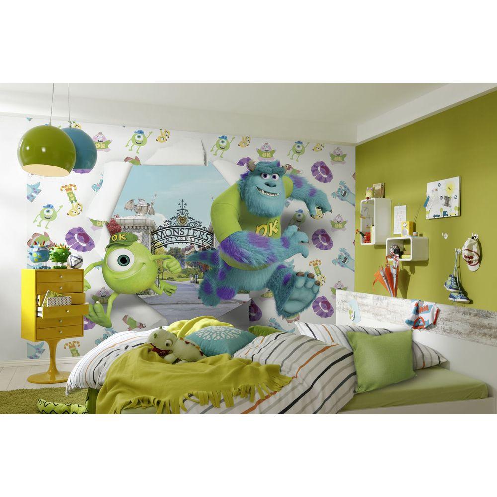 Фотопанно бумажное «Monsters» 368х254 см