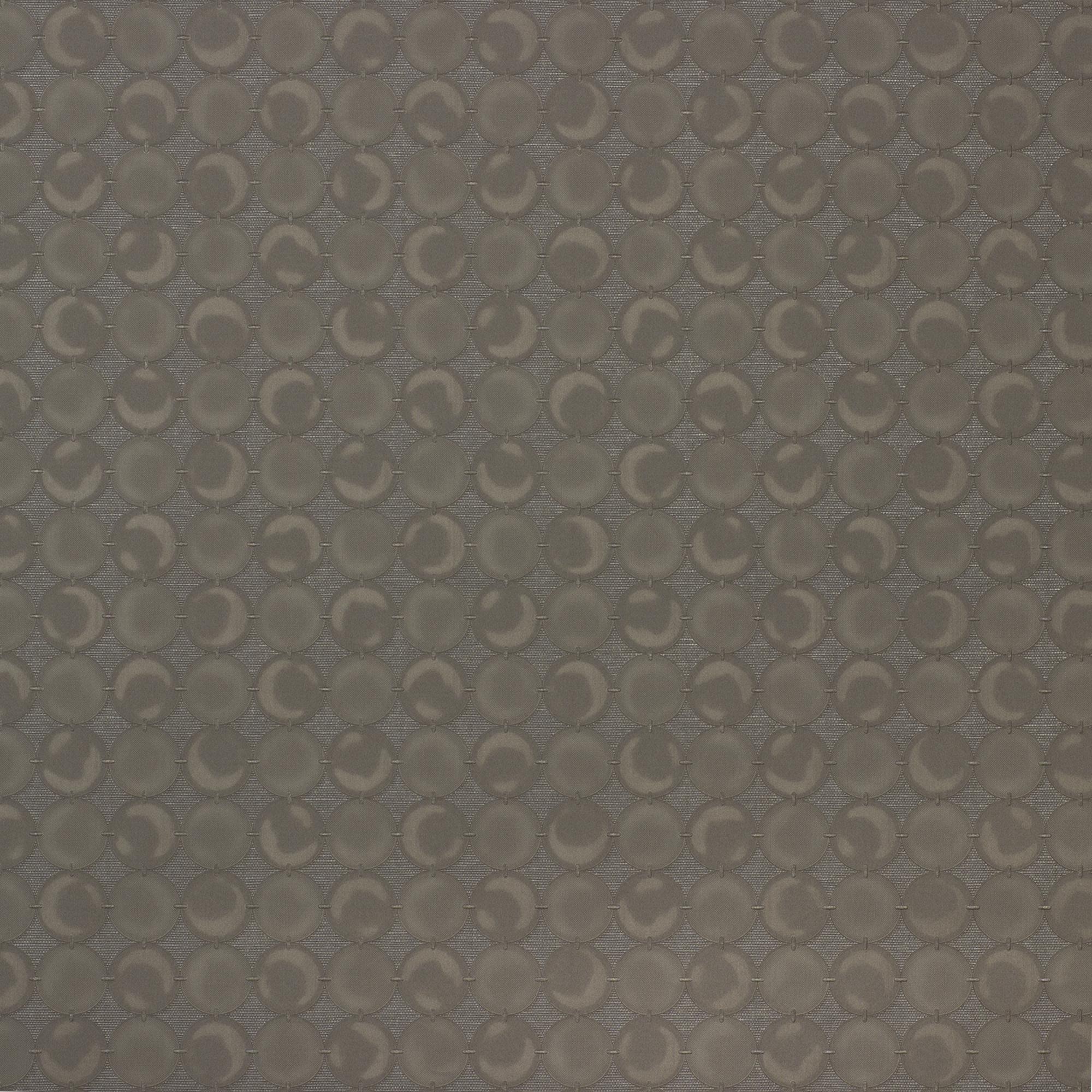 Обои на флизелиновой основе 1.06х10 м круги цвет коричневый VS 988549