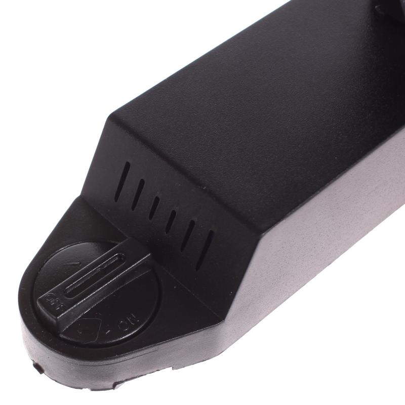 Трековый светильник светодиодный «Traccia» 30 Вт, 12 м², цвет черный