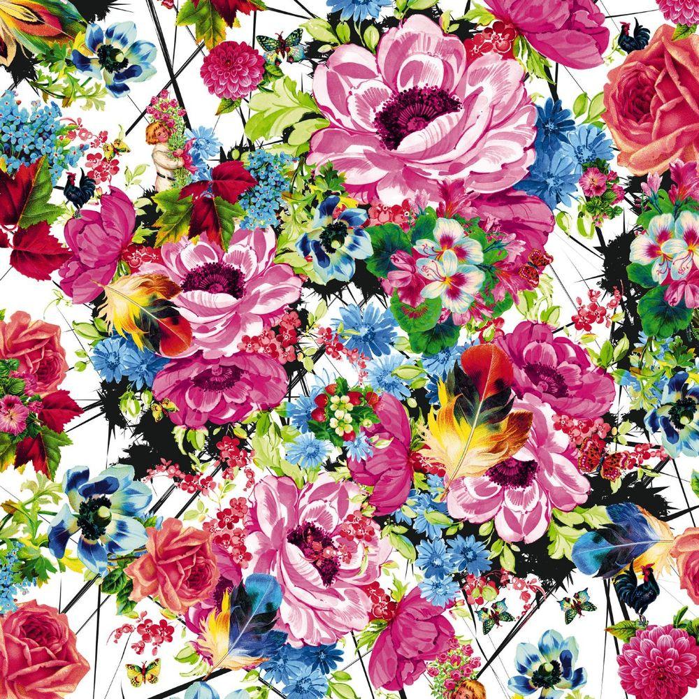 Фотопанно бумажное «Romantic Pop» 184х254 см