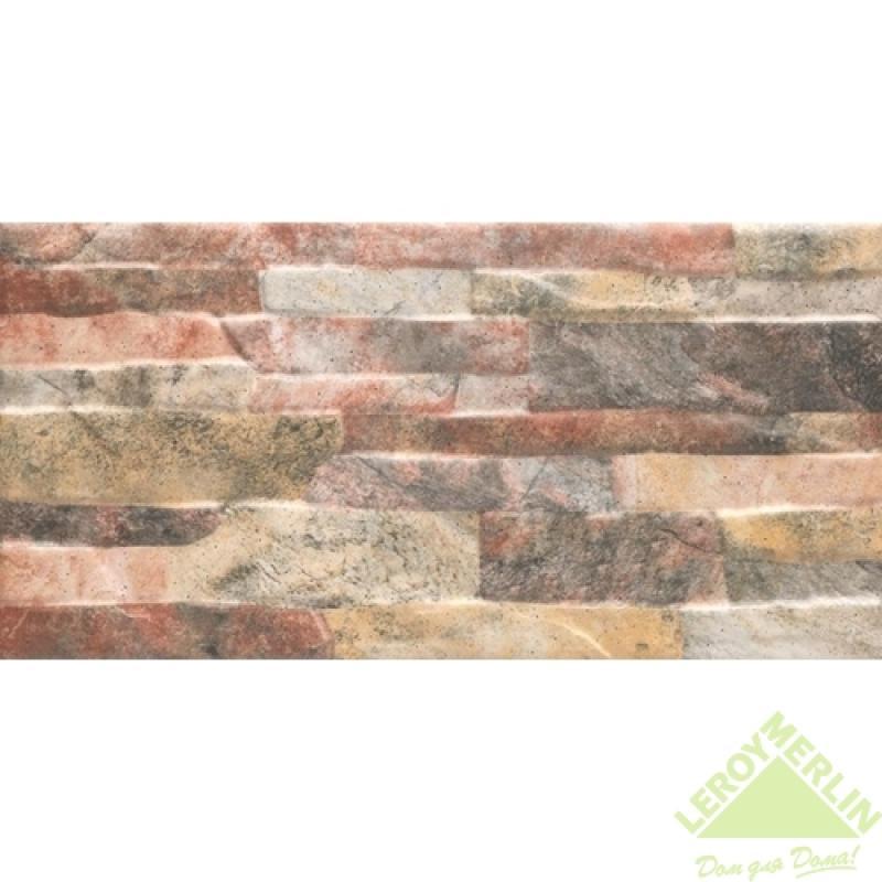 Плитка настенная Muro Rojo 15*30 см, 1 м2