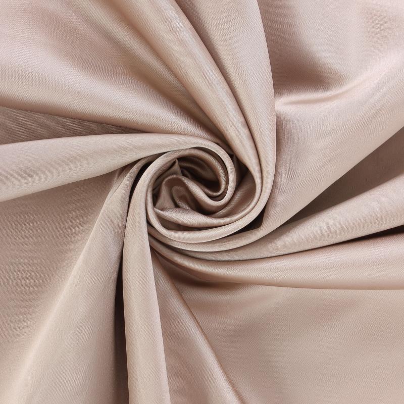 Ткань 1 п/м «Мелани», тафта, 280 см, цвет бежевый