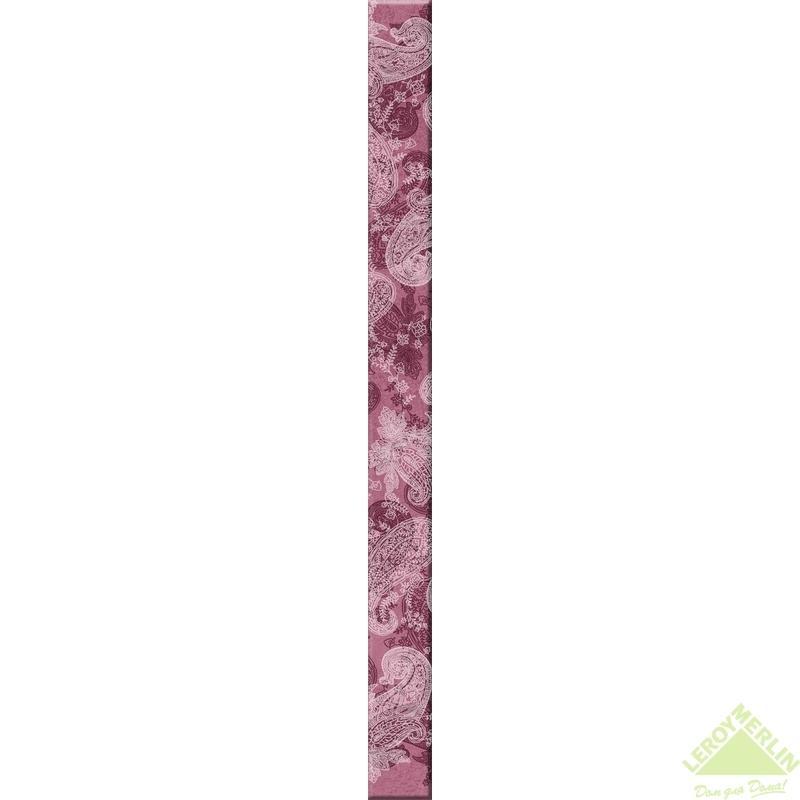 Спецэлемент стеклянный Bloom, 4x44 см